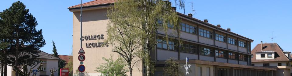 collège-Leclerc-Schiltigheim